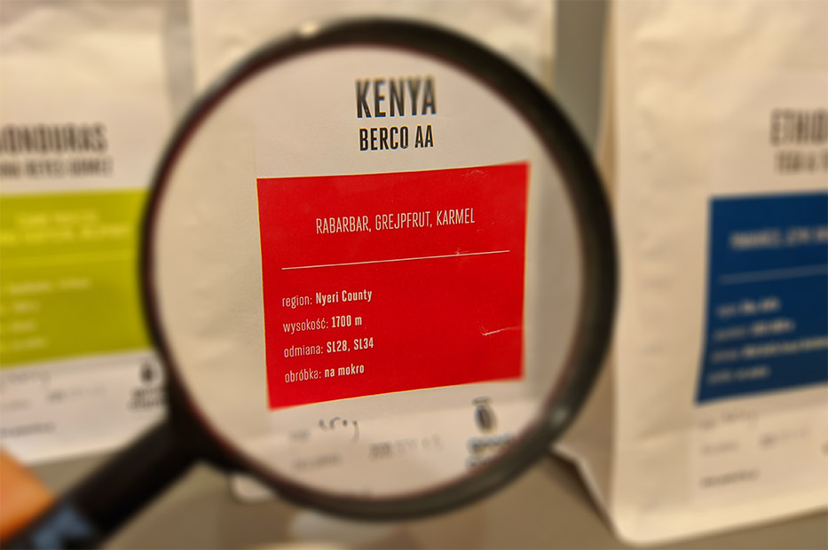 kenya by good coffee